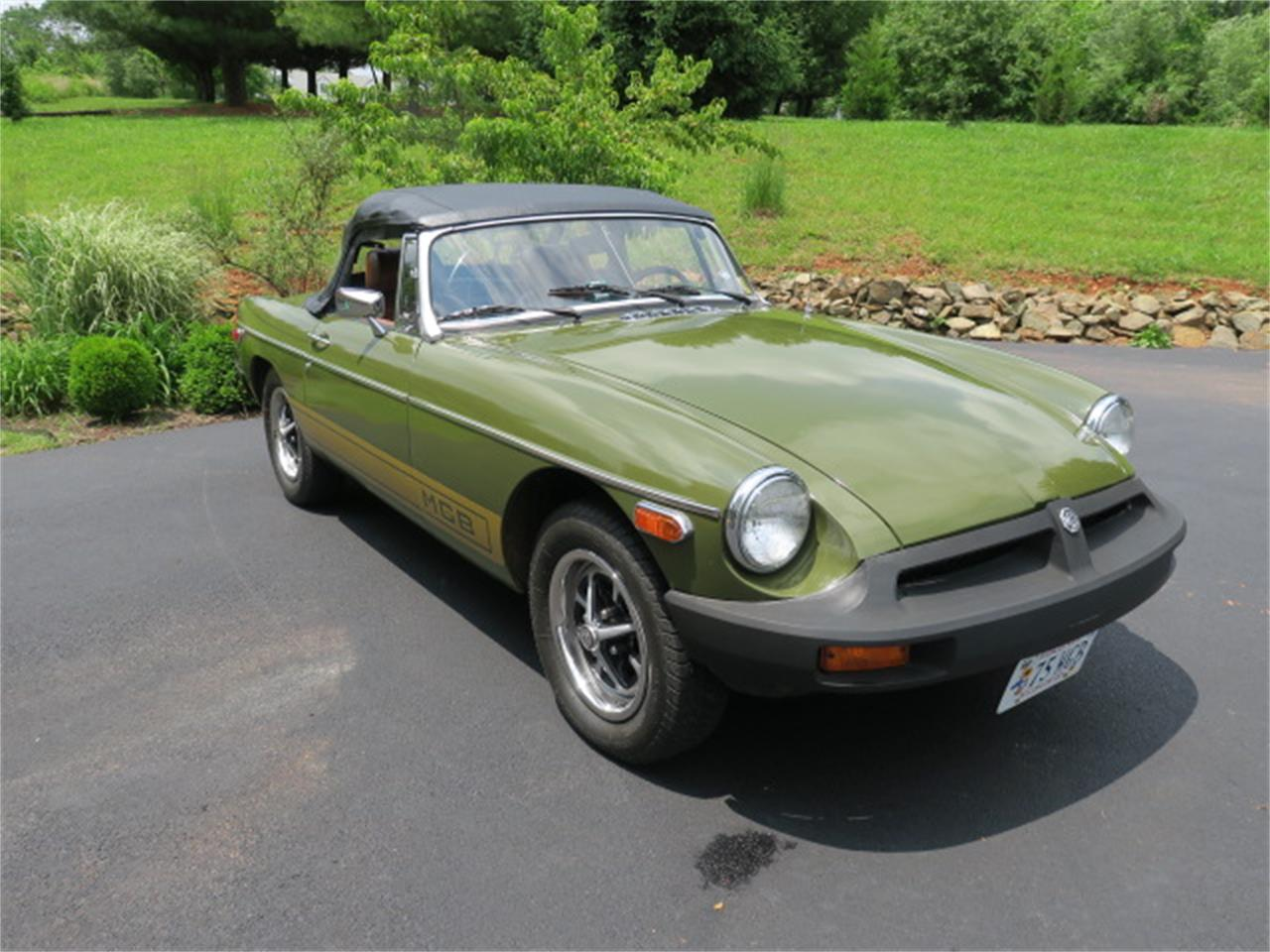1975 MG MGB for sale in Leesburg, VA – photo 8