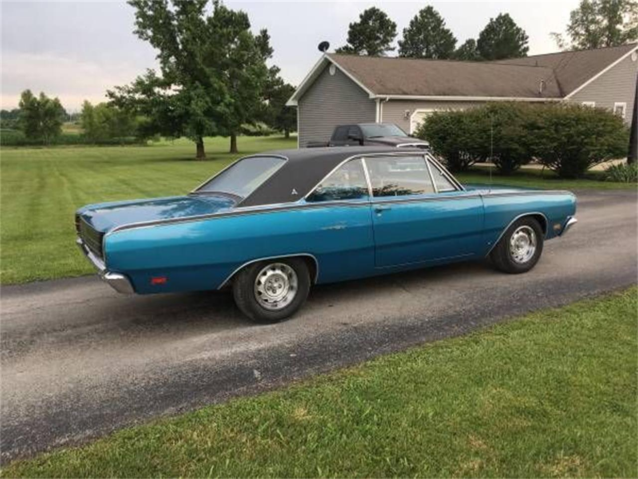 1969 Dodge Dart for sale in Cadillac, MI