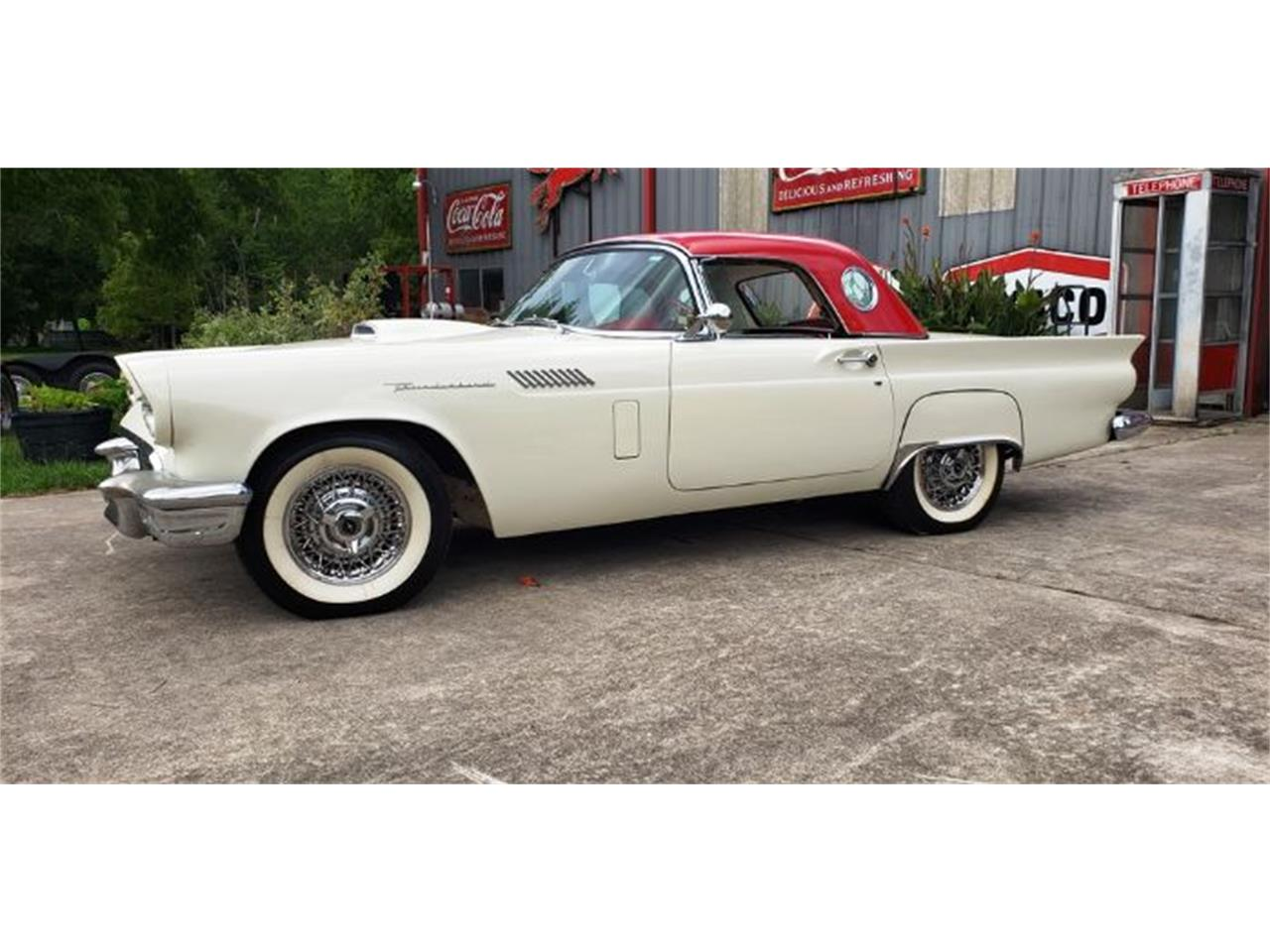 1957 Ford Thunderbird for sale in Cadillac, MI – photo 18