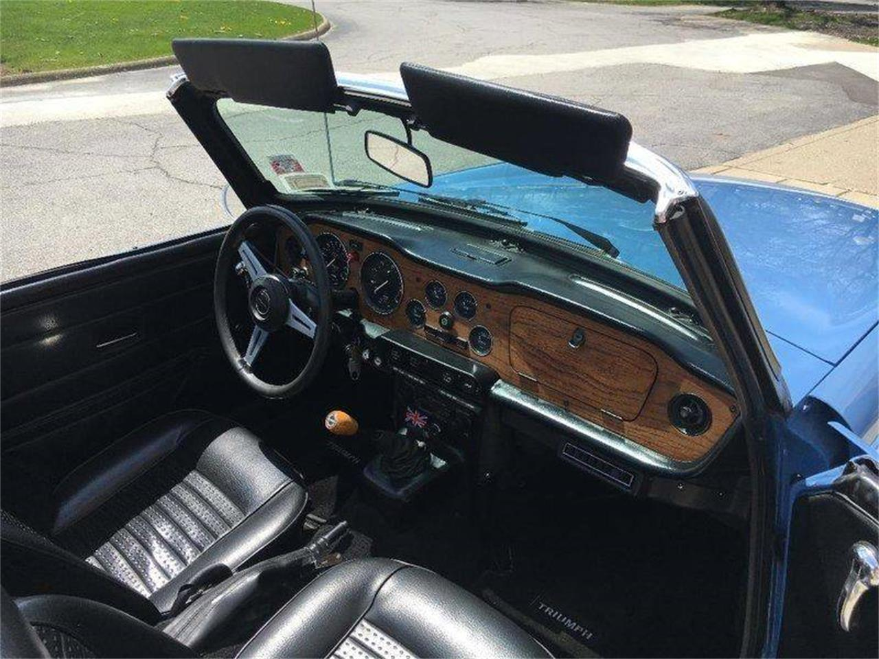 1975 Triumph TR6 for sale in Long Island, NY – photo 5