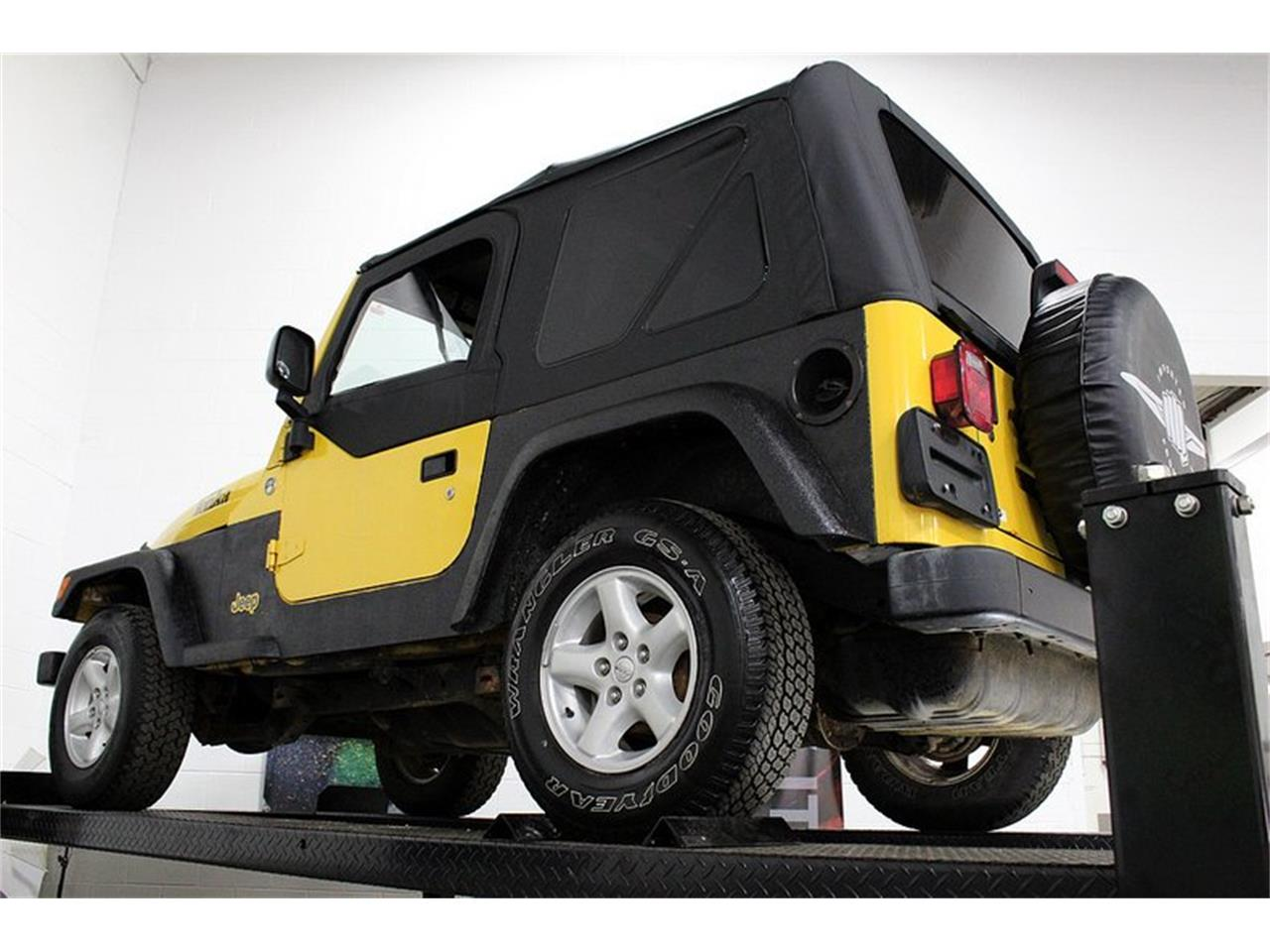 2005 Jeep Wrangler for sale in Kentwood, MI – photo 89
