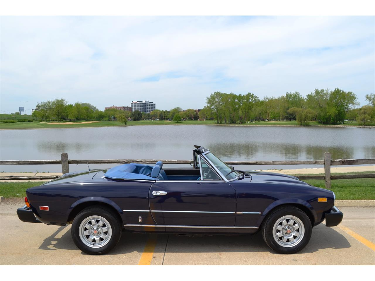 1981 Fiat Spider for sale in Barrington, IL – photo 8