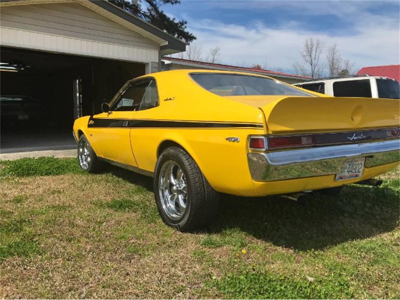 1969 AMC Javelin for sale in Cadillac, MI – photo 4