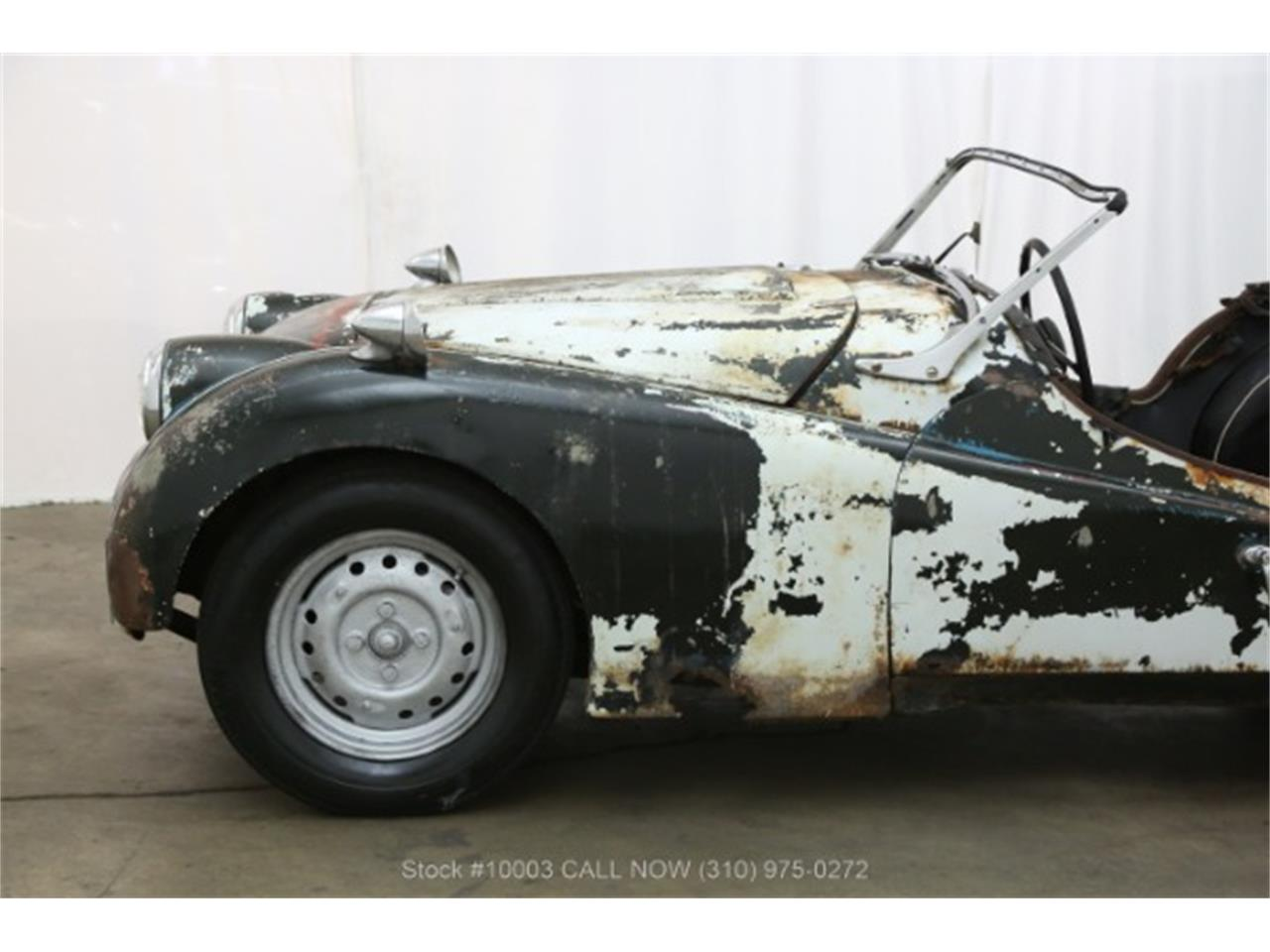 1960 Triumph TR3A for sale in Beverly Hills, CA – photo 14