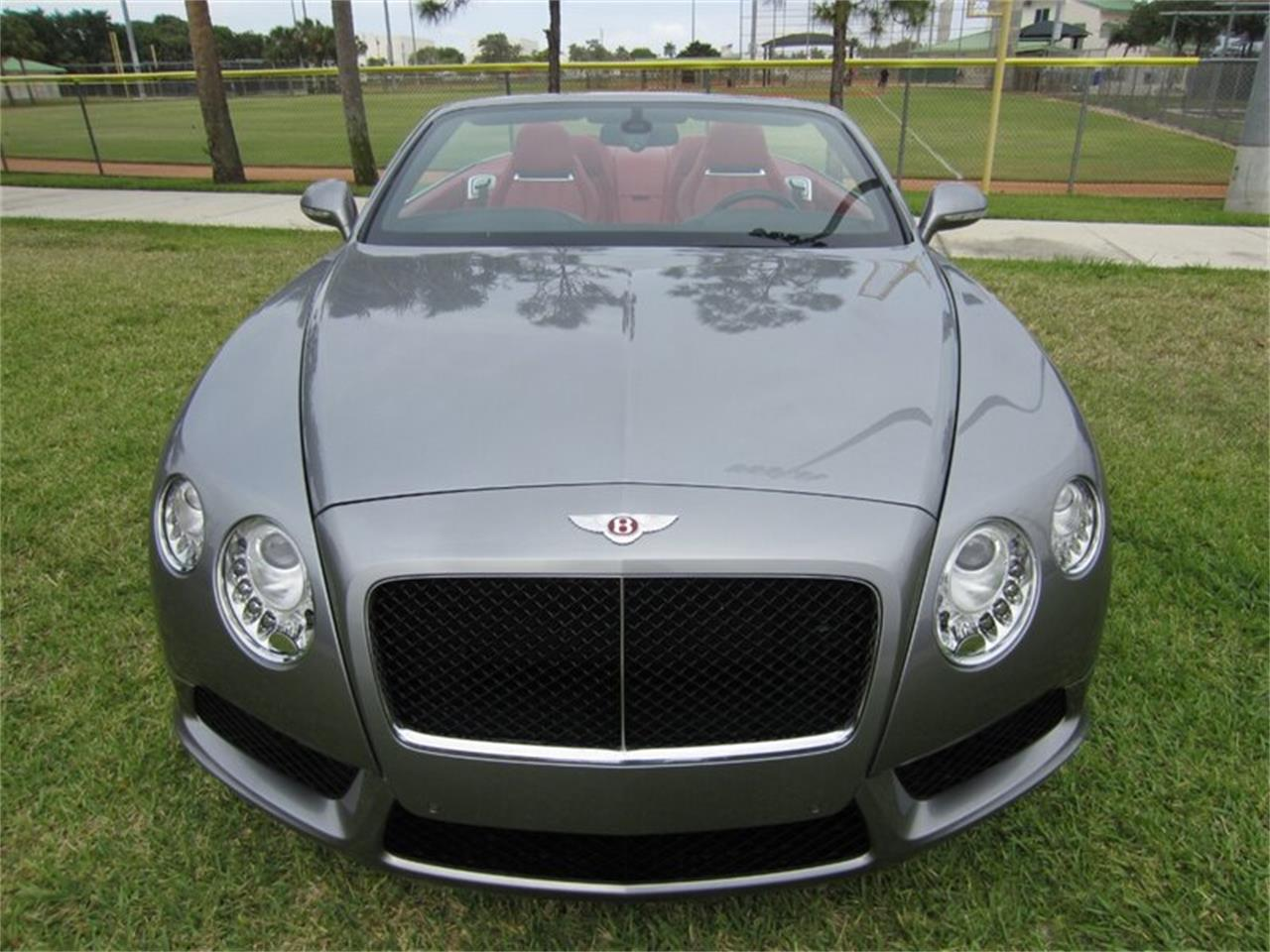 2013 Bentley Continental GTC V8 for sale in Delray Beach, FL – photo 18
