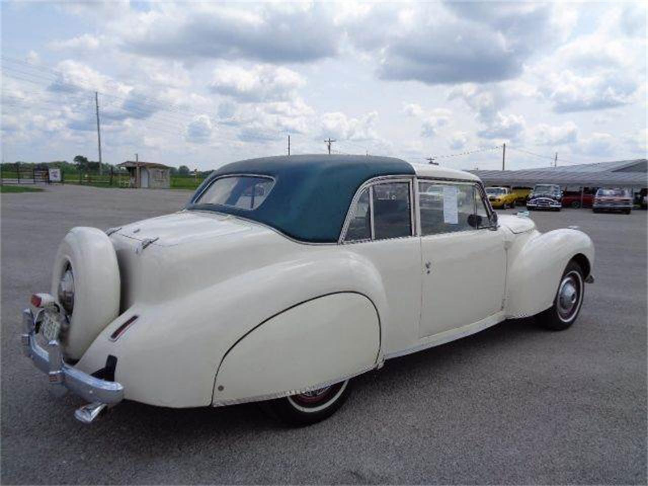 1941 Lincoln Continental for sale in Staunton, IL – photo 7
