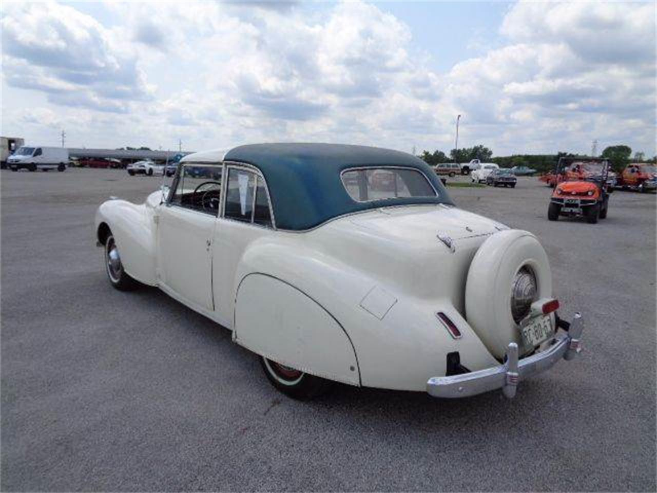 1941 Lincoln Continental for sale in Staunton, IL – photo 2