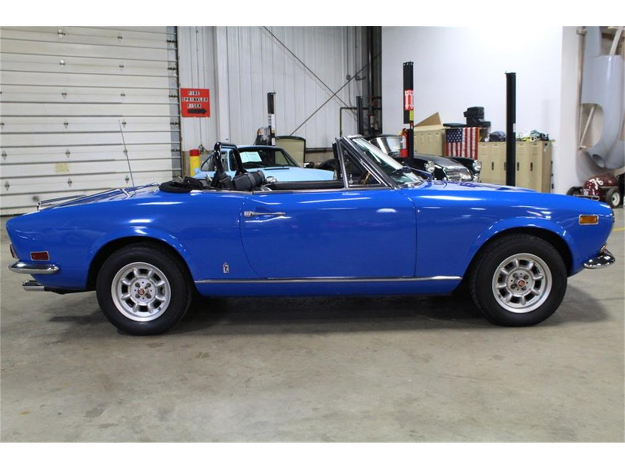 1972 Fiat Spider for sale in Kentwood, MI – photo 6