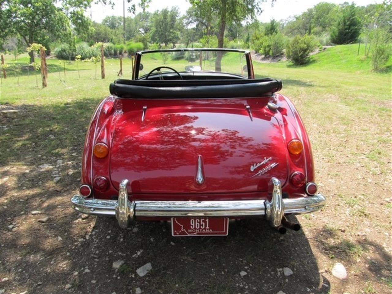 1967 Austin-Healey 3000 for sale in Liberty Hill, TX – photo 9