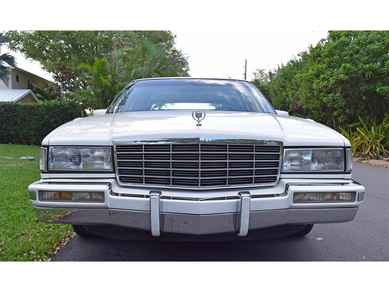 1991 Cadillac Coupe DeVille for sale in West Palm Beach, FL – photo 4