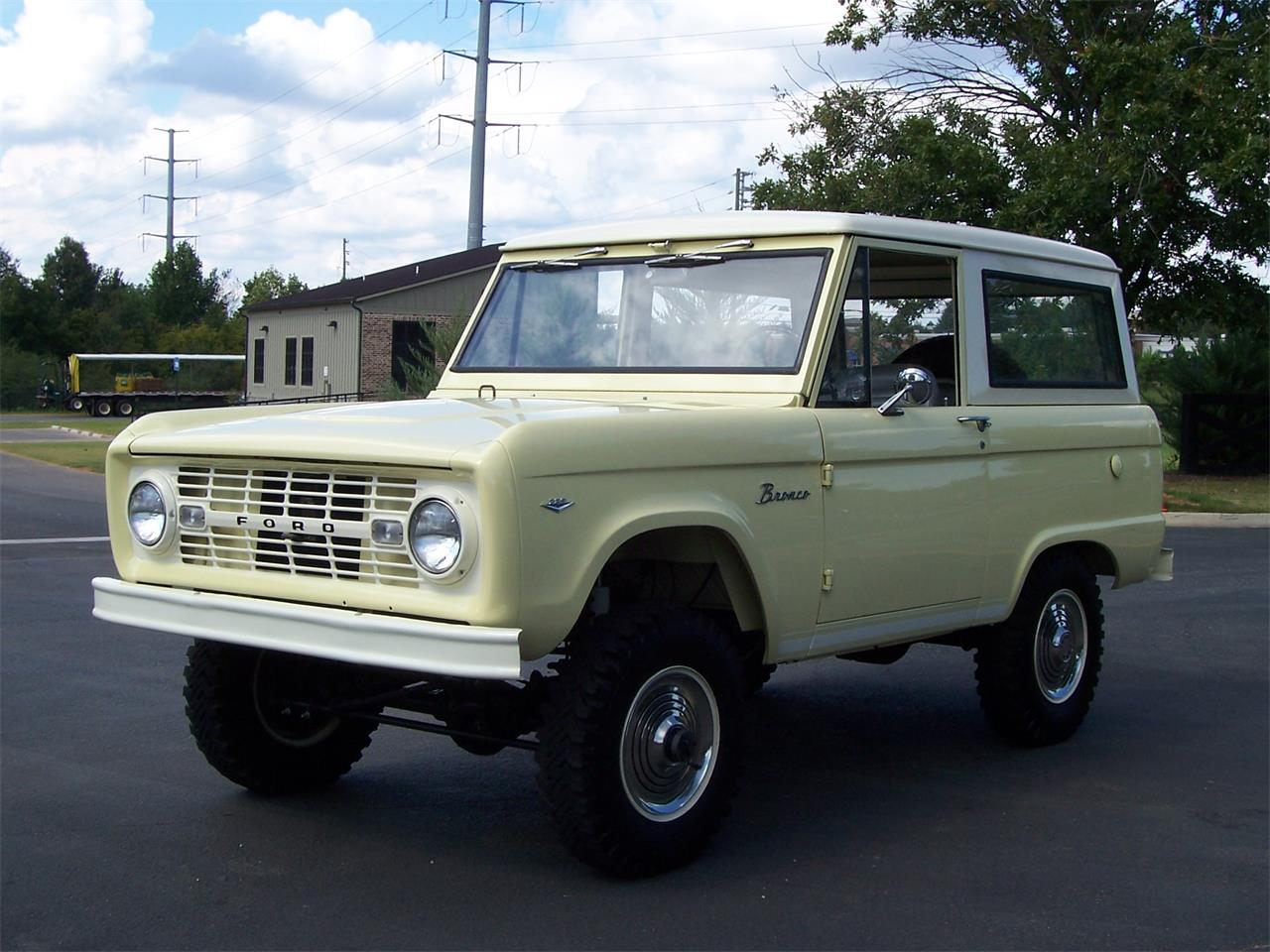 1966 Ford Bronco for sale in Alpharetta, GA – photo 6