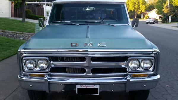 1970 GMC 2500 Pick Up for sale in Redding, CA – photo 2