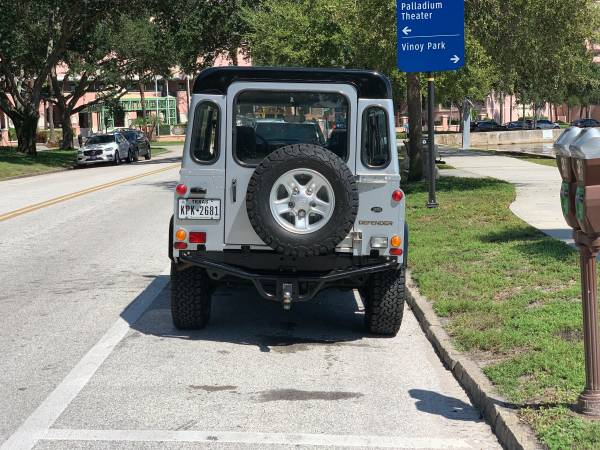 1990 Land Rover Defender 90 for sale in SAINT PETERSBURG, FL – photo 4