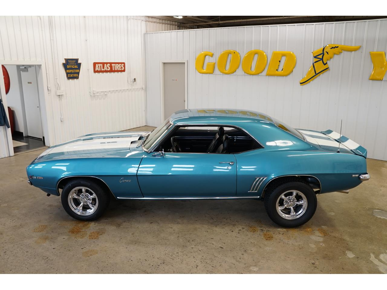 1969 Chevrolet Camaro for sale in Homer City, PA – photo 87