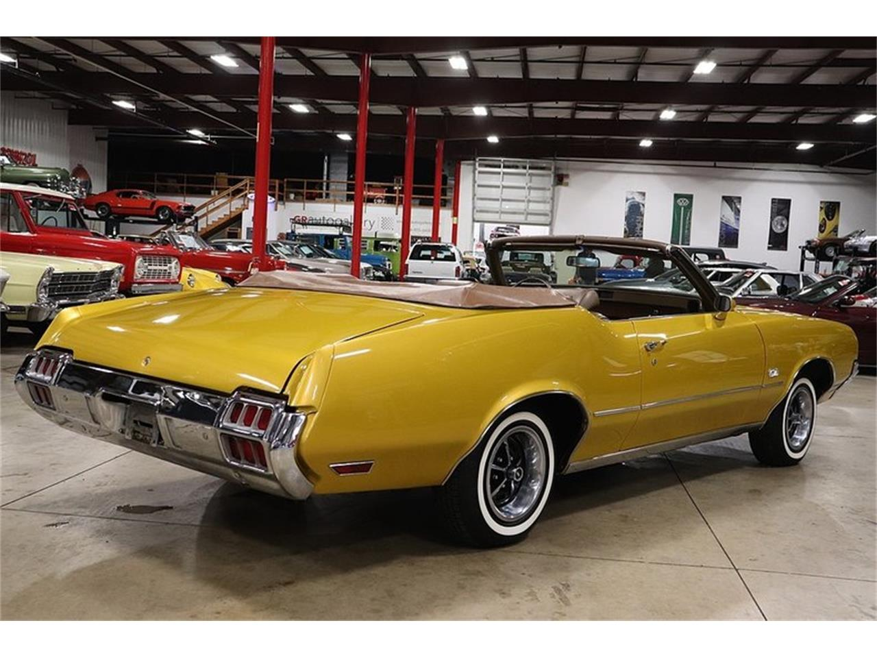 1972 Oldsmobile Cutlass for sale in Kentwood, MI – photo 5