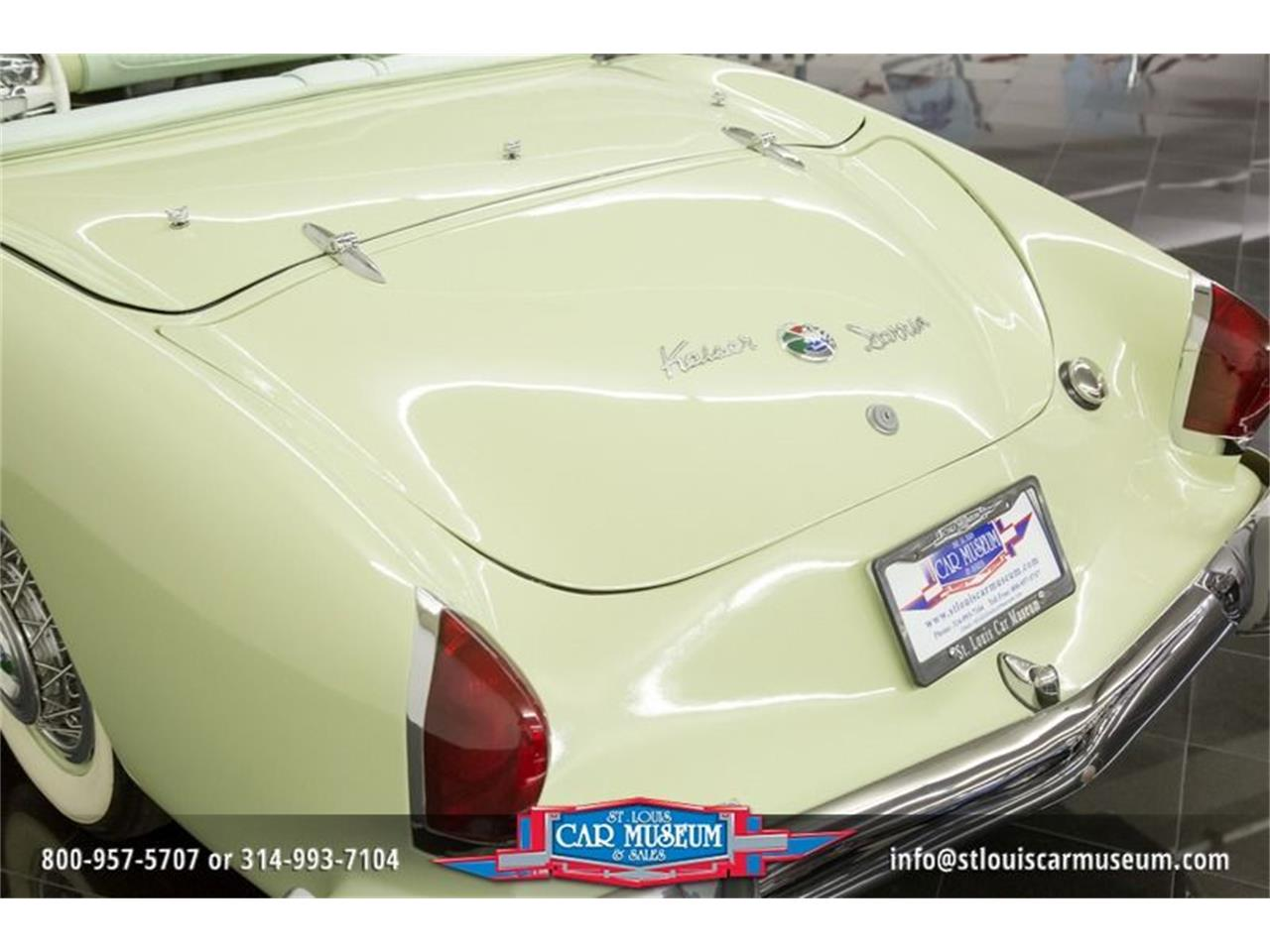 1954 Kaiser Darrin for sale in St. Louis, MO – photo 32