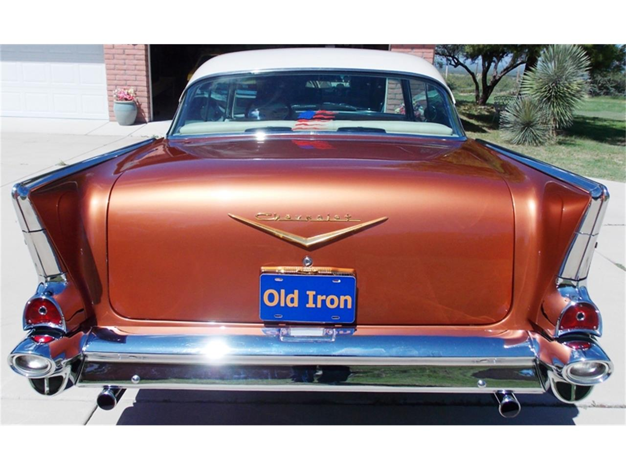 1957 Chevrolet Bel Air for sale in Tucson, AZ – photo 63