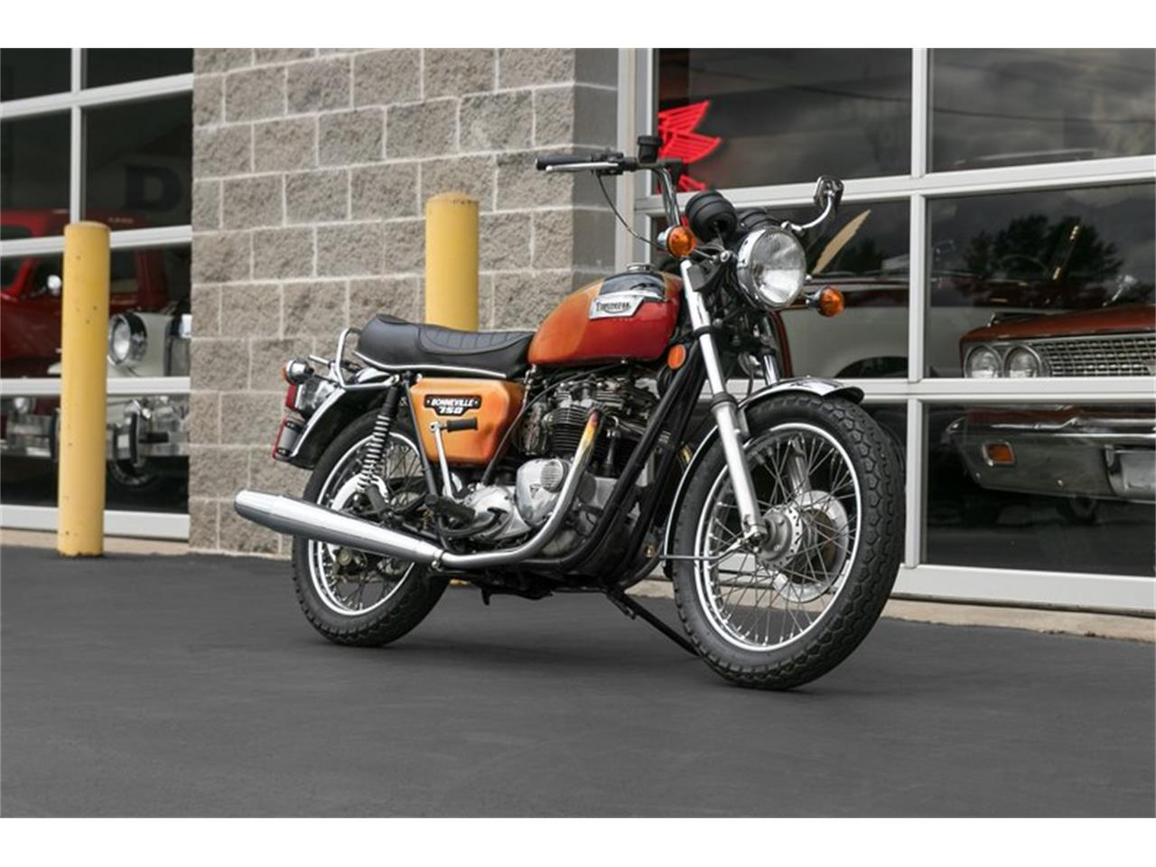 1979 Triumph Bonneville for sale in St. Charles, MO – photo 10