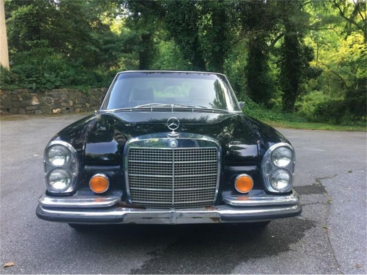 1973 Mercedes-Benz 280SEL for sale in Cadillac, MI – photo 2