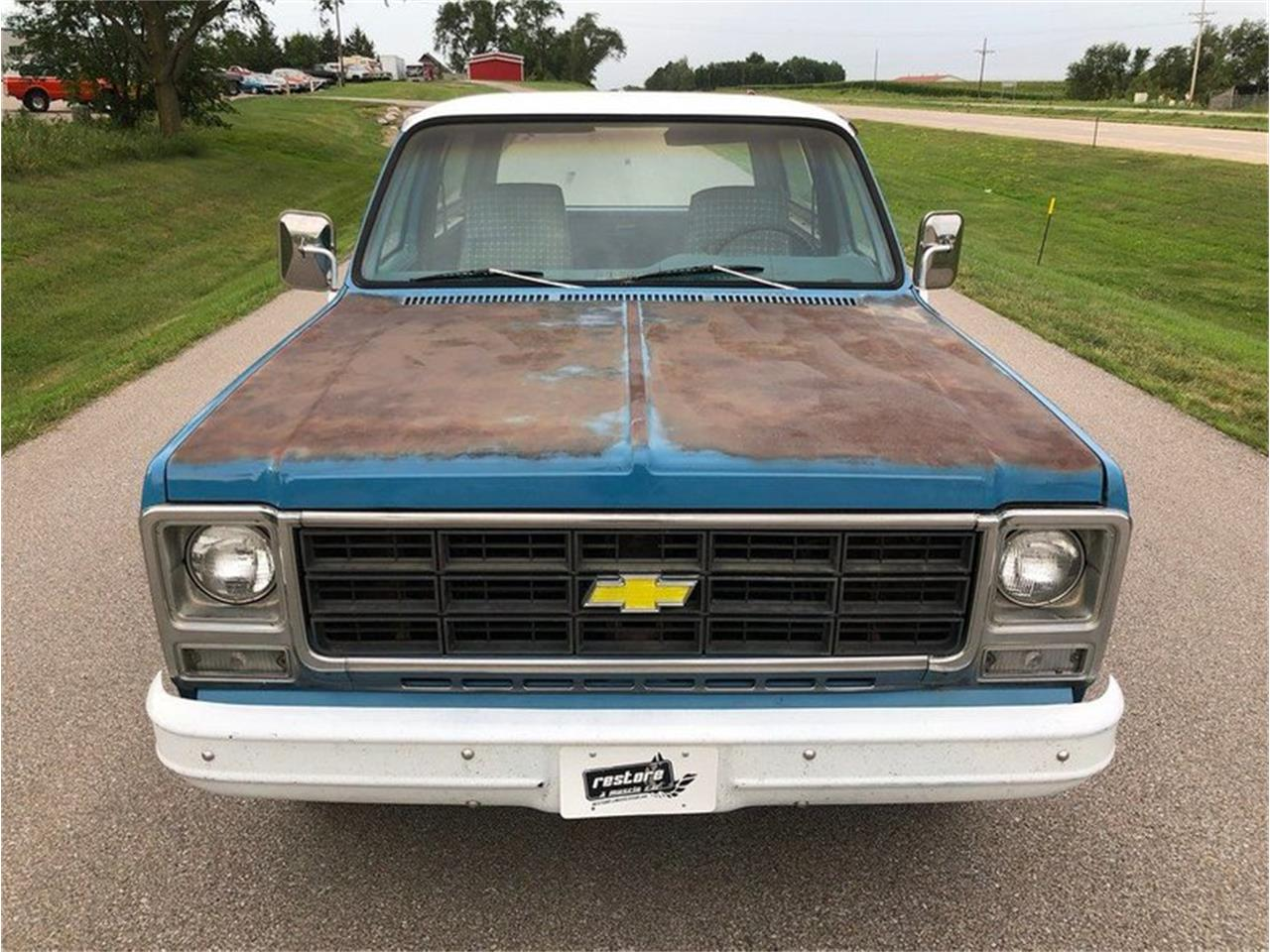 1979 Chevrolet Blazer for sale in Lincoln, NE – photo 9
