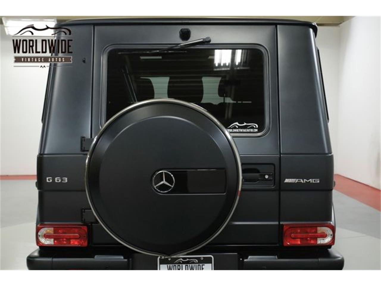 2014 Mercedes-Benz G63 for sale in Denver , CO – photo 29