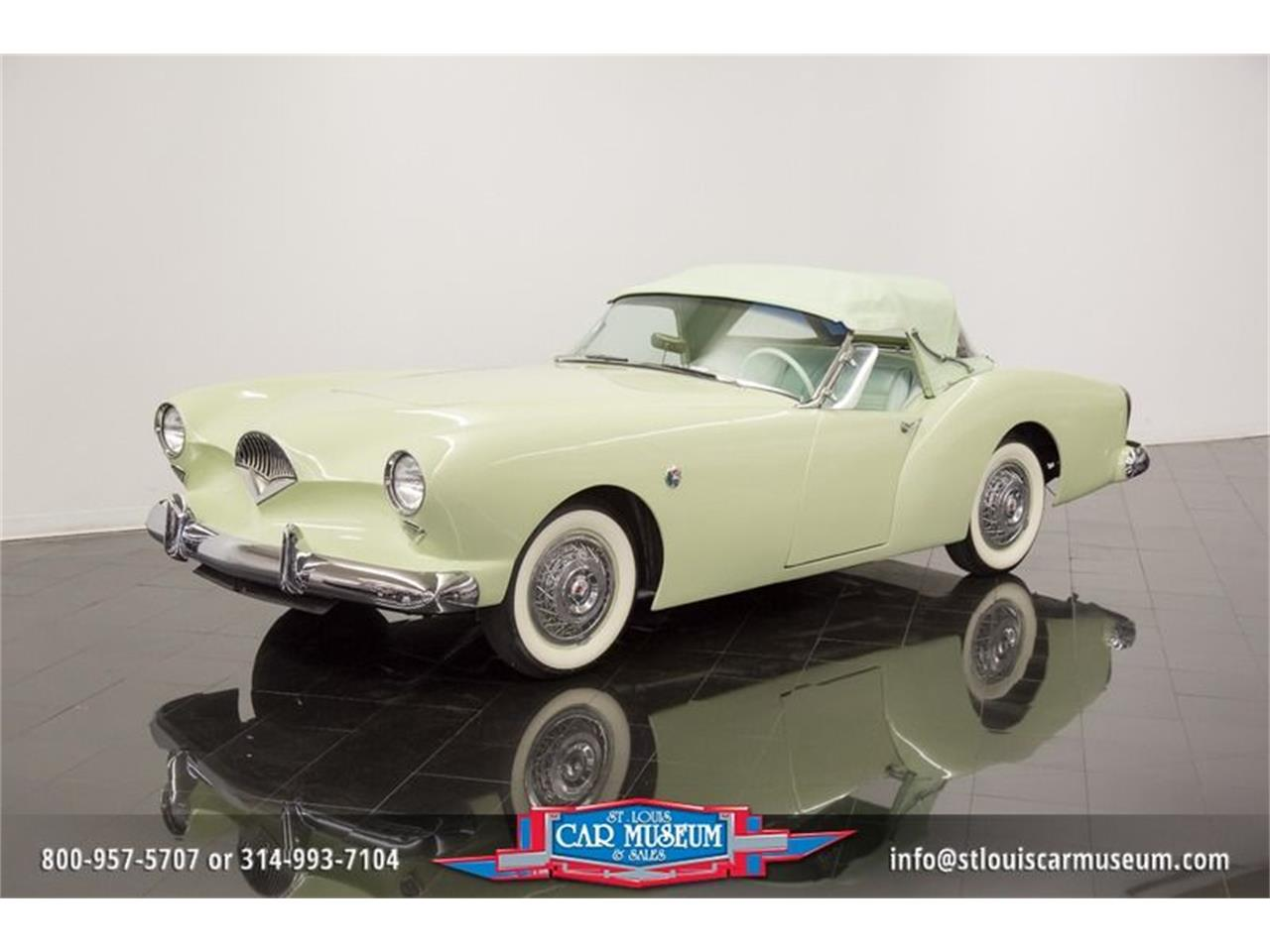 1954 Kaiser Darrin for sale in St. Louis, MO – photo 44