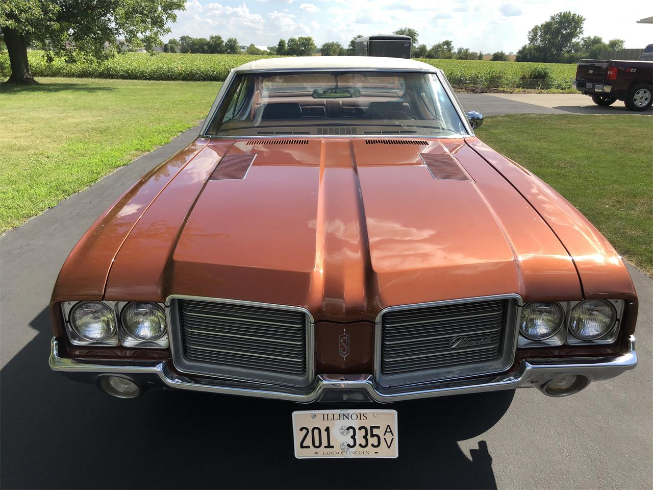 1971 Oldsmobile Cutlass for sale in Fisher, IL – photo 5