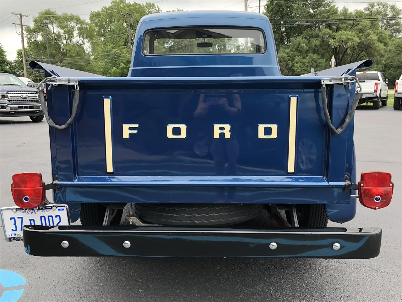 1955 Ford F100 for sale in Saint Clair, MI – photo 11
