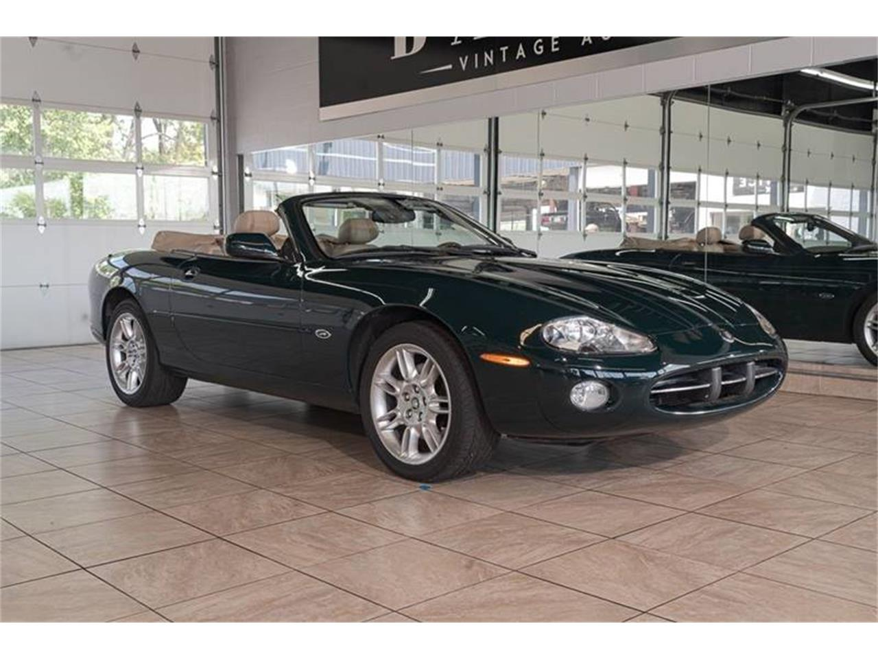 2001 Jaguar XK for sale in St. Charles, IL ...
