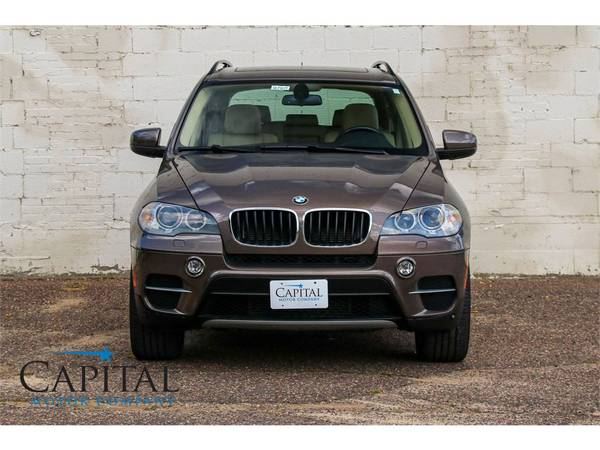 BMW 7-Passenger X5 w/Navigation! Gorgeous Color & Priced Under $15k! for sale in Eau Claire, MN – photo 2