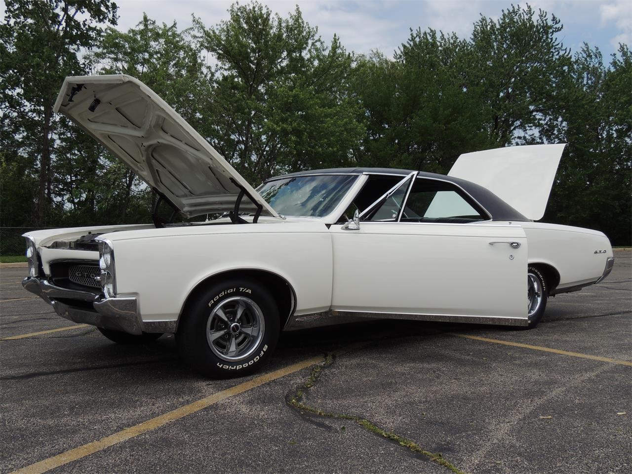 1967 Pontiac GTO for sale in Chicago, IL – photo 25