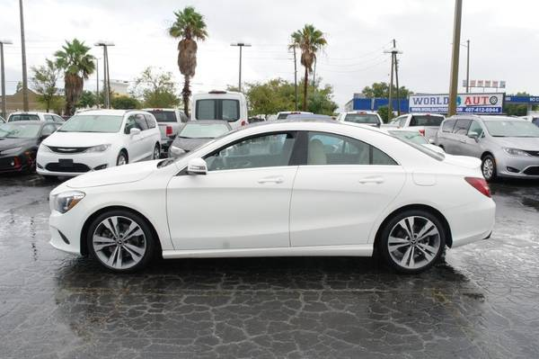 2019 Mercedes-Benz CLA-Class CLA250 $729 DOWN $105/WEEKLY for sale in Orlando, FL – photo 5