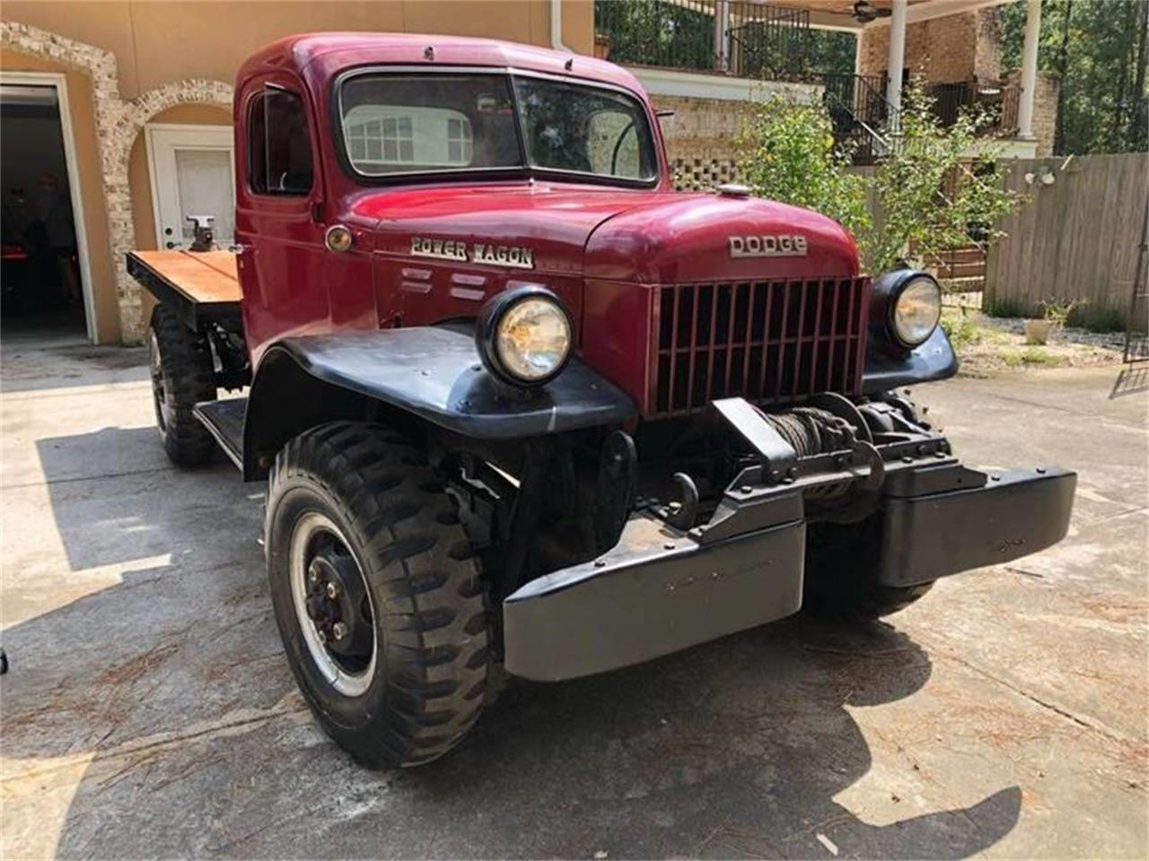 1948 Dodge Power Wagon For Sale In Long Island Ny Classiccarsbay Com