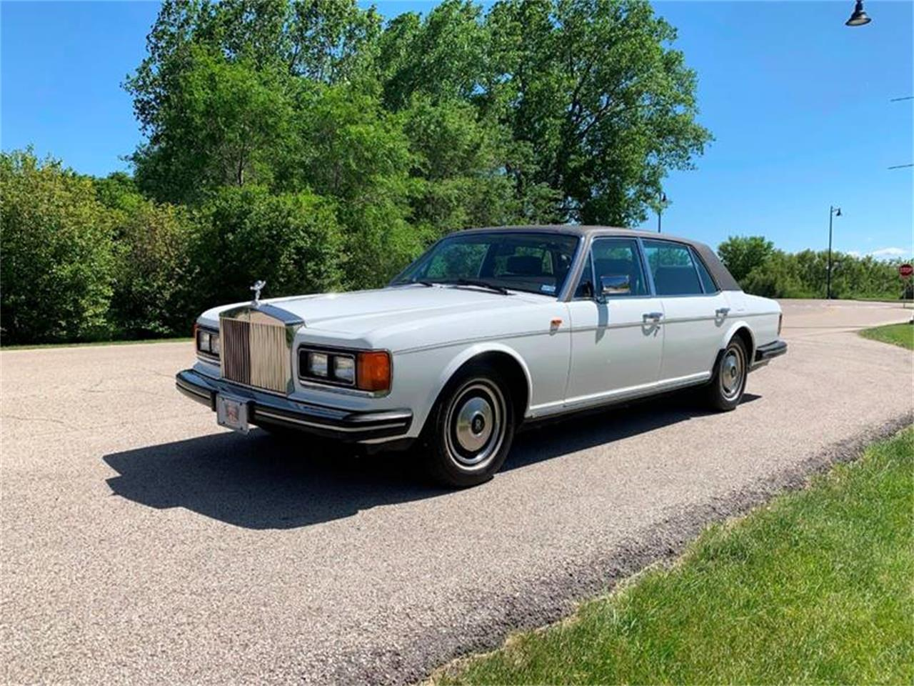 1985 Rolls Royce Silver Spur For Sale In Carey Il