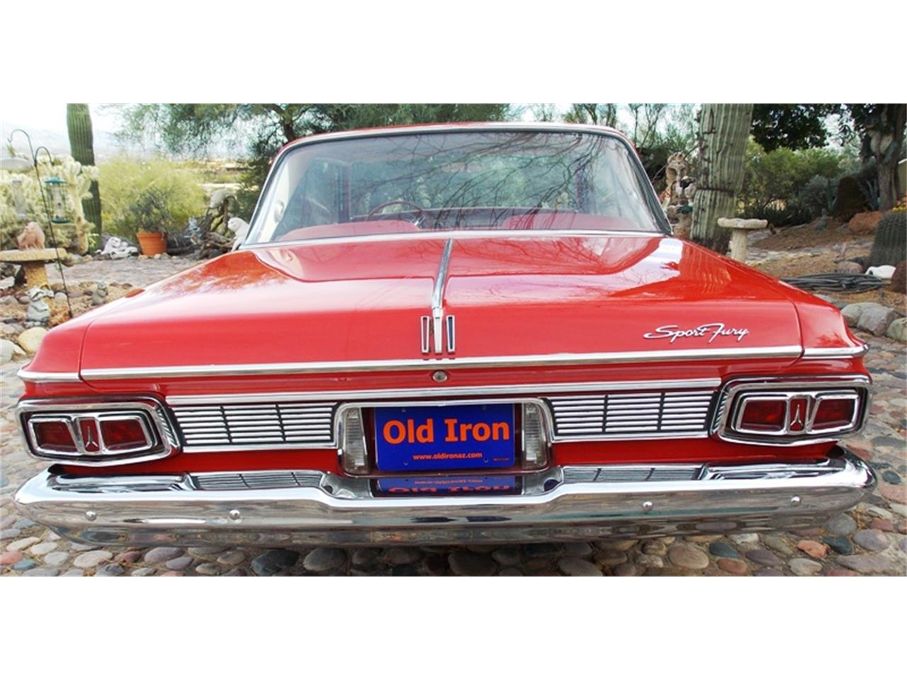 1964 Plymouth Sport Fury for sale in Tucson, AZ – photo 76