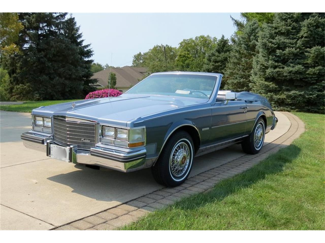 1983 Cadillac Seville for sale in Dayton, OH