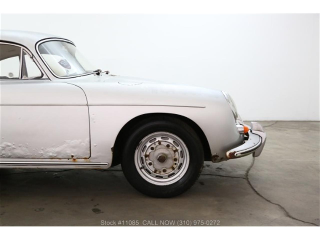 1962 Porsche 356B for sale in Beverly Hills, CA – photo 8