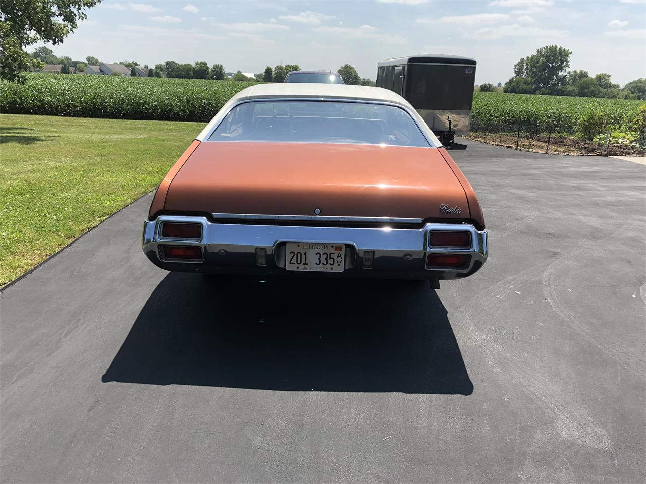 1971 Oldsmobile Cutlass for sale in Fisher, IL – photo 8