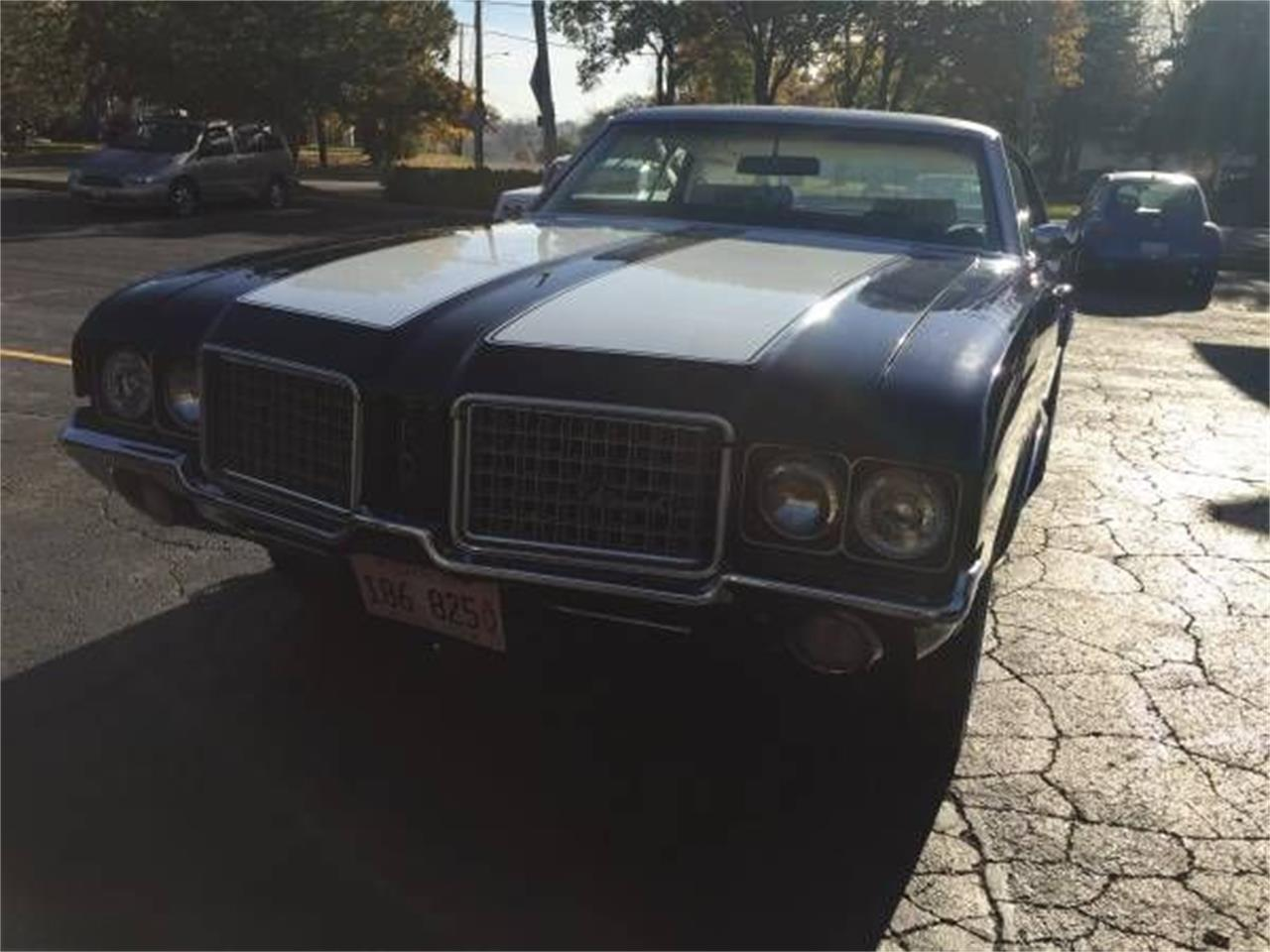 1972 Oldsmobile Cutlass for sale in Cadillac, MI – photo 15