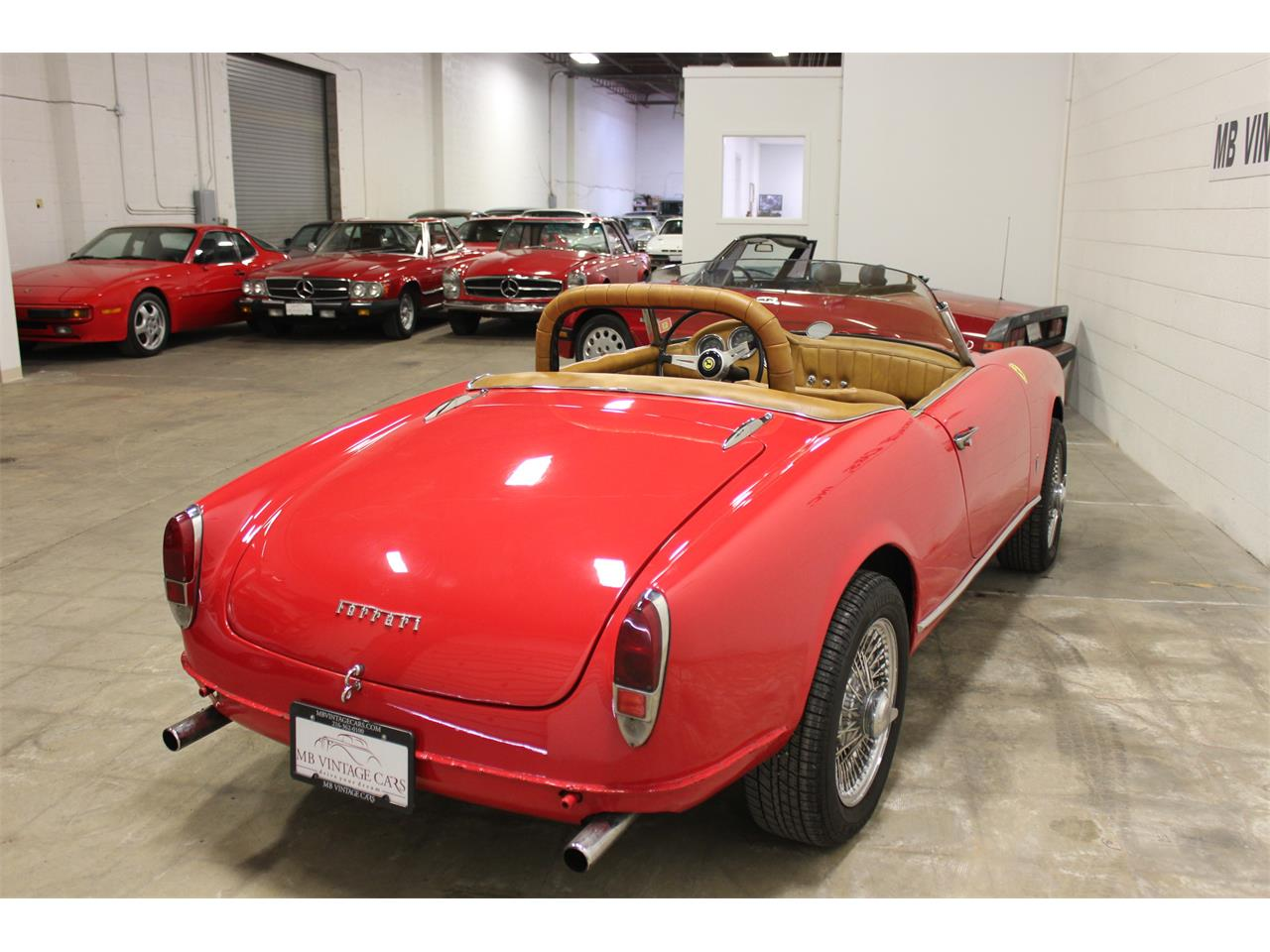 1966 Alfa Romeo Giulietta Spider for sale in Cleveland, OH – photo 5