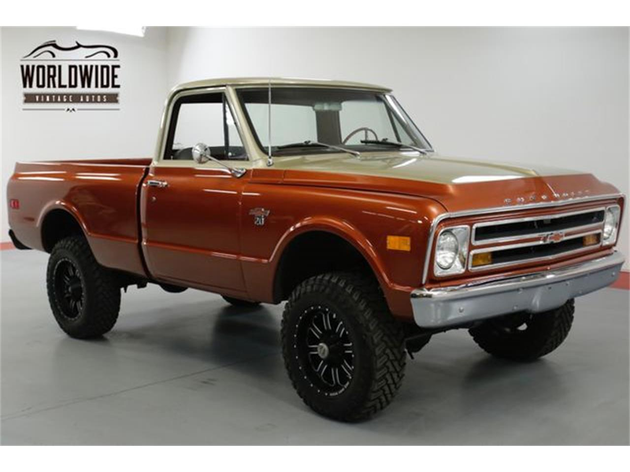 1968 Chevrolet K-20 for sale in Denver , CO – photo 3