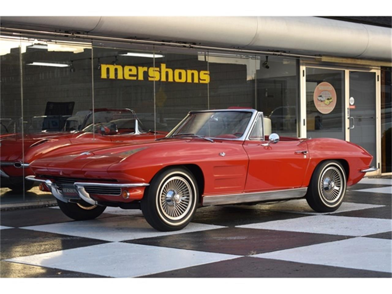 1963 Chevrolet Corvette for sale in Springfield, OH – photo 11