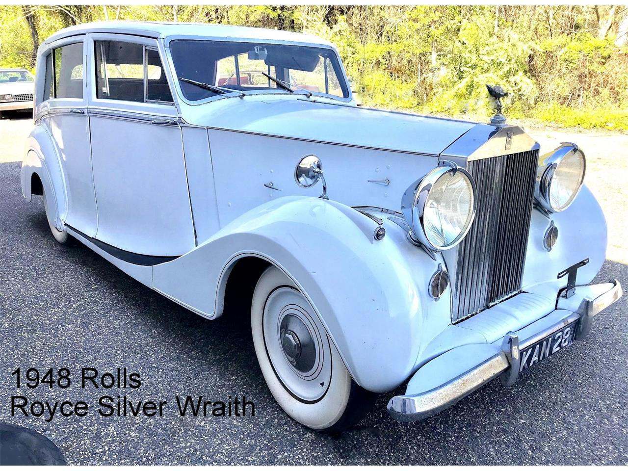 1948 Rolls-Royce Silver Wraith for sale in Stratford, NJ