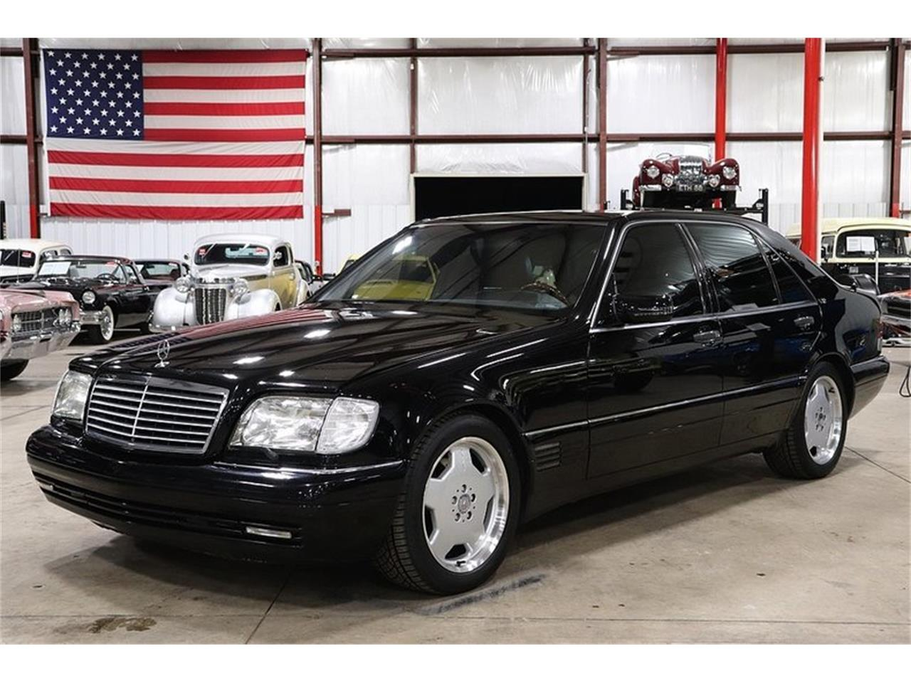 1999 Mercedes-Benz S600 for sale in Kentwood, MI ...