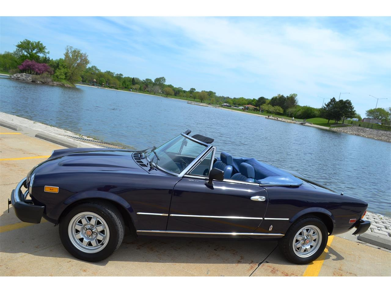 1981 Fiat Spider for sale in Barrington, IL – photo 6