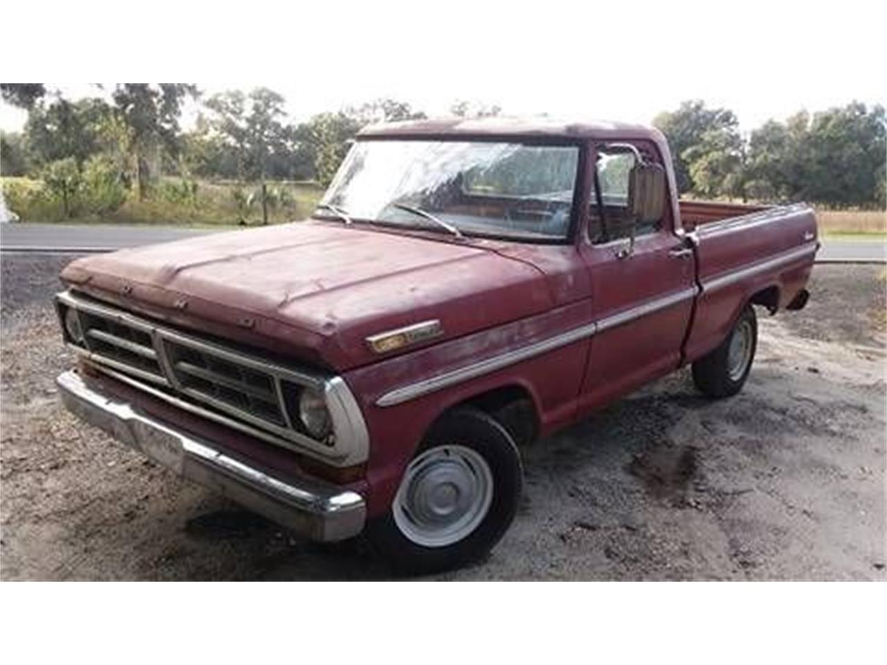1970 Ford F100 for sale in Cadillac, MI – photo 16