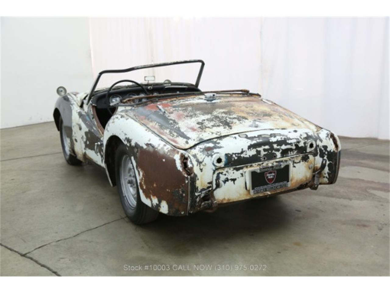 1960 Triumph TR3A for sale in Beverly Hills, CA – photo 6