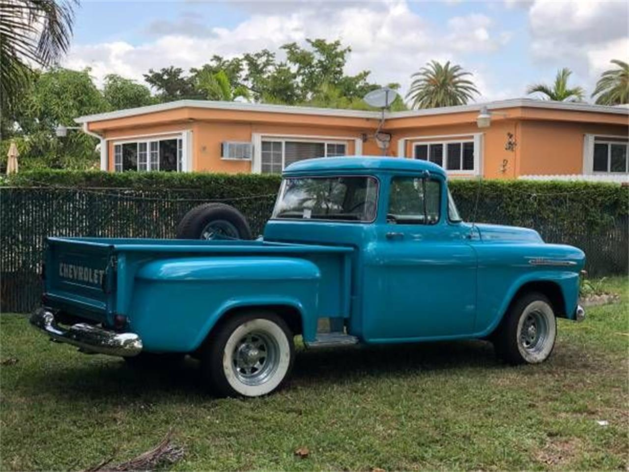 1959 Chevrolet 3100 for sale in Cadillac, MI – photo 3