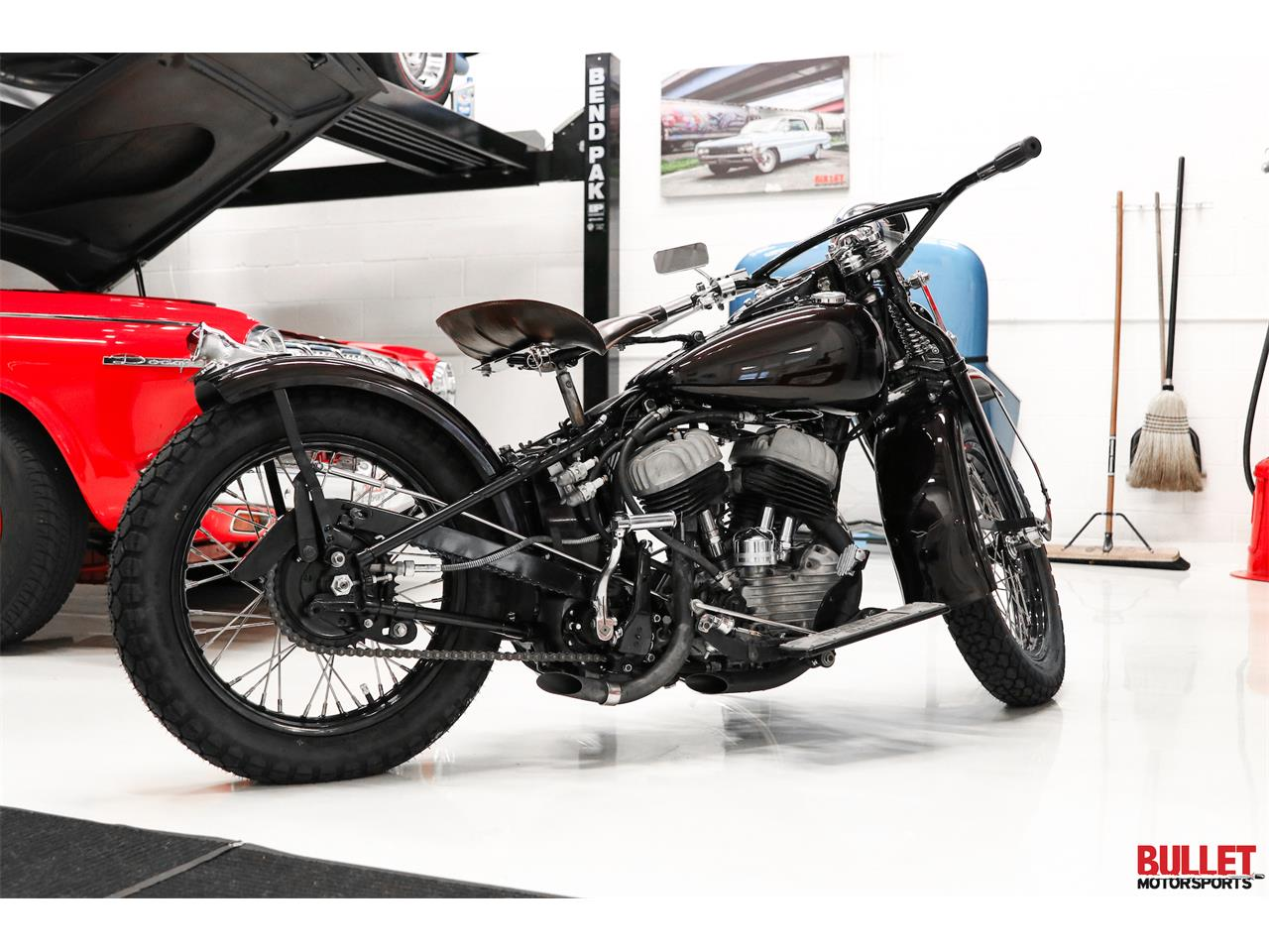 1946 Harley-Davidson Motorcycle for sale in Fort Lauderdale, FL – photo 10