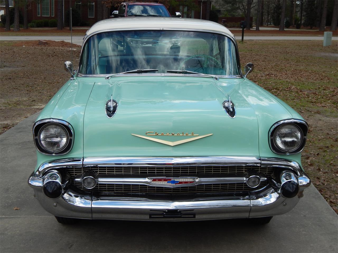 1957 Chevrolet Bel Air for sale in Online, Online Auction – photo 7